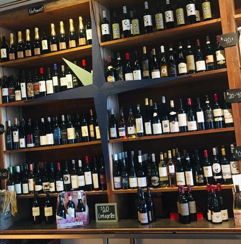Spokane Wine Tasting